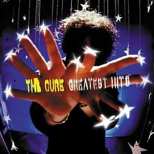 The CURE-Greatest Hits (180g 2lp in vinile, GATEFOLD + mp3) 2017 POLYDOR