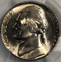 1946 S PCGS MS66 Jefferson Nickel 5c ~ Better Date BU Gem Nickel