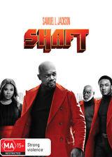 Shaft 2019 DVD Region 4 Samuel Jackson