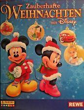 Zauberhafte Weihnachten mit Disney - Rewe - 127 verschiedene Basissticker