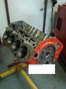 RARE LATE 1968 DATED FOR 1969 CAR 3963512 ENGINE BLOCK 427  (IMPALA OR CORVETTE)