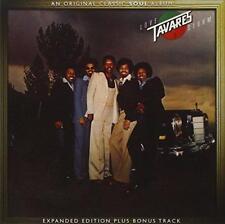 Tavares - Love Storm (NEW CD)