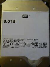 """New Western Digital WD80EZAZ, 8TB, 3.5""""  SATA HDD"""