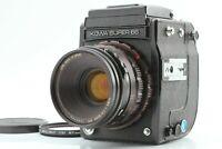 【 Near MINT+++ 】 Kowa Super 66 Medium Format Camera + 85mm f/2.8 Lens from JAPAN