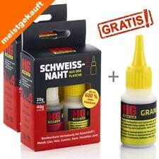 Schweißnaht aus der Flasche 2er Pack + Granulat gratis