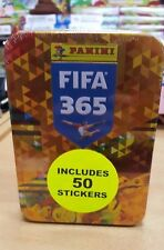 Panini FIFA 365 2018 Sticker Collection Tins (includes 50 Stickers)