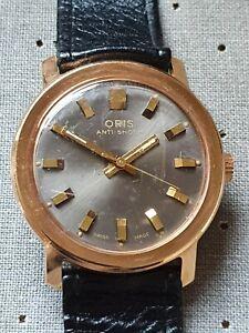 Vintage Oris Wrist Watch