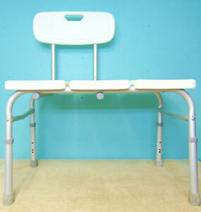 Bathtub Transfer Bench chair bathtub shower adjustable height guardian brand