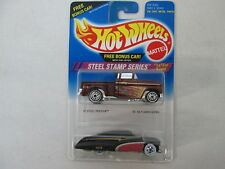 Hot Wheels Steel Stamp Series 2 car pack 56 Flashsider, Steel Passion