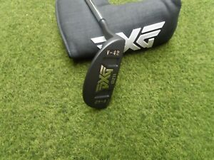 """SWEET  NEW LEFT HANDED  PXG 0211  V42  BLACK PUTTER  a 34""""  GOLF CLUB AWESOME !"""