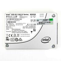 NEU HPE 800GB S3610 Series SSD 804612-003 Intel SSDSC2BX800G4 SATA 6Gb/s