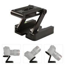 Z-type Camera Folding Tripod Flex Pan Tilt Ball Head Desktop Stand Holder