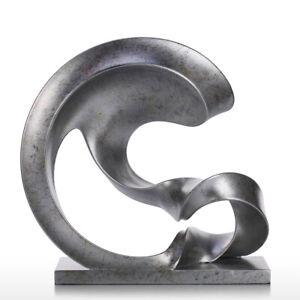 Spoondrift Modern Sculpture Abstract Sculpture Resin Sculpture C0R7