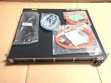 Cisco WS-C3750E-48PD-S POE Gig Switch+10GB mod, IP Services,C3750E-48PD-E,v15.0