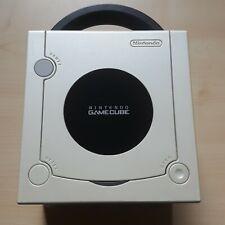 Nintendo GameCube Lose Konsole Weiss Weiß White Ersatz Spielkonsole
