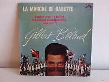 GILBERT BECAUD La marche de Babette 7EGF 441