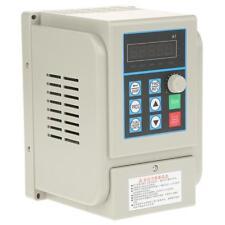 220V 2.2KW 12A Variabile Frequenza Drive Inverter VFD Monofase a Trifase 400HZ