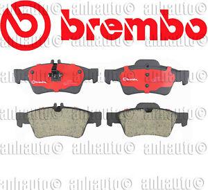 Brembo Rear Ceramic Brake Pad Set Mercedes C218 C219 W211 W212 W220 R230