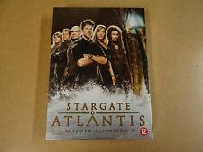 5-DISC DVD BOX / STARGATE ATLANTIS - SEIZOEN 5 / SAISON 5