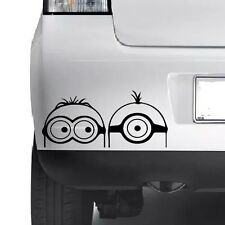 MINIONS Cool Decal Vinyl Sticker Car Window Bumper Windscreen Wall JDM Laptop