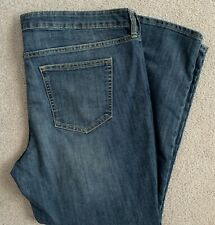 GAP GIRLFRIEND Crop Jeans Women's Size 18/34R