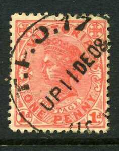 Victoria 1890s-1910s Railway Postmarks x 10 - TPO 17 etc