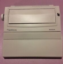 Smith Corona 5A-1 Typewriter,  Word processing - No Ribbon, No Correction Ribbon