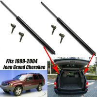 2PCS Auto Rear Window Gas Lift Support Struts For Jeep Grand Cherokee 1999-2004
