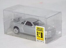 Motor Max 1/64 Plastic Boxed Diecast #6028  Nissan Skyline GT-R Silver