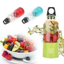 More details for portable juice maker 500ml juicer cup electric usb rechargeable blender bottle