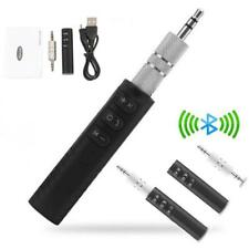 BT Receiver Portable BT4.2 Car Aux Wireless Audio Adapter With Handsfree Calling