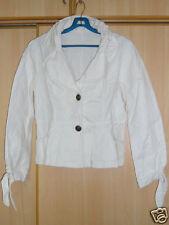**BN** White Outerwear