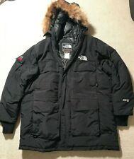 The North Face Summit Series Men Goretex XCR Goose Down Winter Ski Coat Sz XL #S