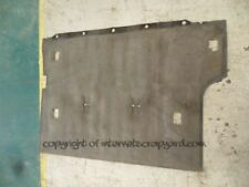 Nissan Patrol GR Y61 2.8 RD28 97-05 rear boot luggage area carpet mat