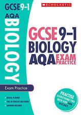 Biology Exam Practice Book for AQA (GCSE Grades 9-1) by Parker, Kayan | Paperbac