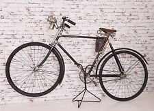 RAR Antique Vintage Bicycle pre era BSA 1909 nichel Inghilterra Oldtimer bicicletta