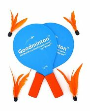 Goodminton | The World's Easiest Racket Game | An Indoor Outdoo... Free Shipping