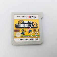NEW SUPER MARIO BROS. 2 | NINTENDO 3DS | NUR MODUL | GUTER ZUSTAND