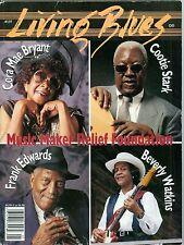 Cora Mae Bryant Cootie Stark Frank Edwards Beverly Watkins Living Blues Magazine