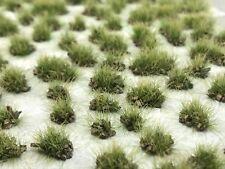 Miniature Model Self Adhesive Static Grass Tufts - 6mm Grey Rocky Prairie