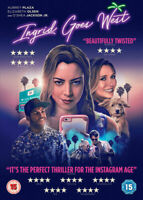Ingrid Goes West DVD (2018) NEW