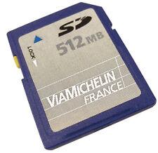 SD Karten mit Navigationssoftware für Auto