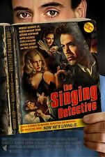 THE SINGING DETECTIVE (2003) ORIGINAL MOVIE POSTER  -  ROLLED