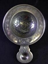 antikes Teesieb - 800er Silber - Austria