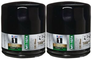 Mobil 1 (M1-107A) Extended Performance Oil Filter (Pack of 2)