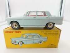 DINKY TOYS 553 * PEUGEOT 404 * 1:43 * OVP * 1962