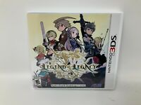 Legend of Legacy (Nintendo 3DS, 2015)