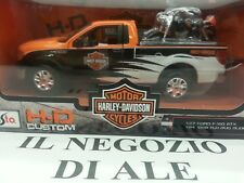 Ford F-150 Stx(1 27) 2000 FLSTF Fat Boy(1 24)-maisto