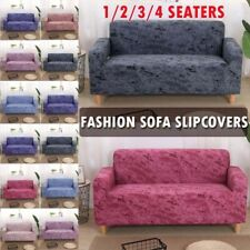 Couch Slipcover Sofa Covers Stretch Protector 1-4 Seater  All-inclusive Washable