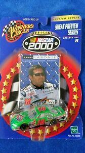 2000 Winners circle Bobby Labonte 1:64 diecast #18  sneak preview series